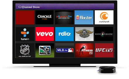 How to use the Roku Box outside the US