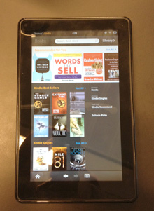 How to buy the Kindle Fire outside the US