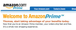 Create and Amazon Instant Video in the UK