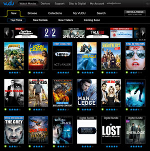 Vudu in the UK