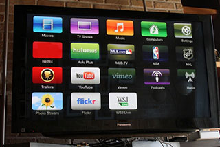 watch hulu plus on the apple tv from outside the us